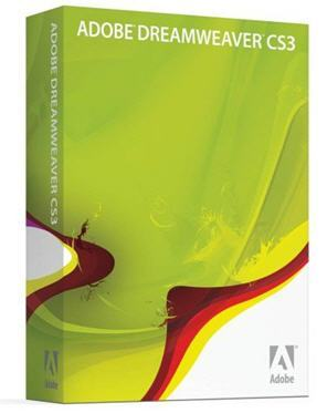 Adobe Dreamweaver CS3 Portable TR